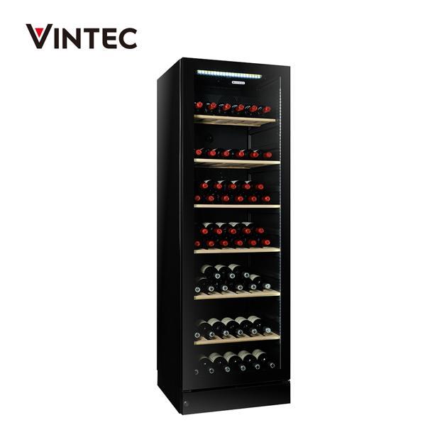單門雙溫酒櫃V190SG2eBK 1