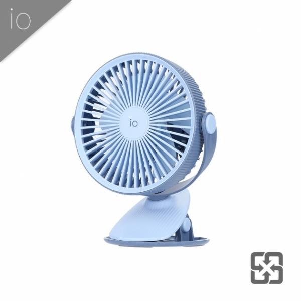 360度行動夾扇1入 ( 優雅藍 ) 1