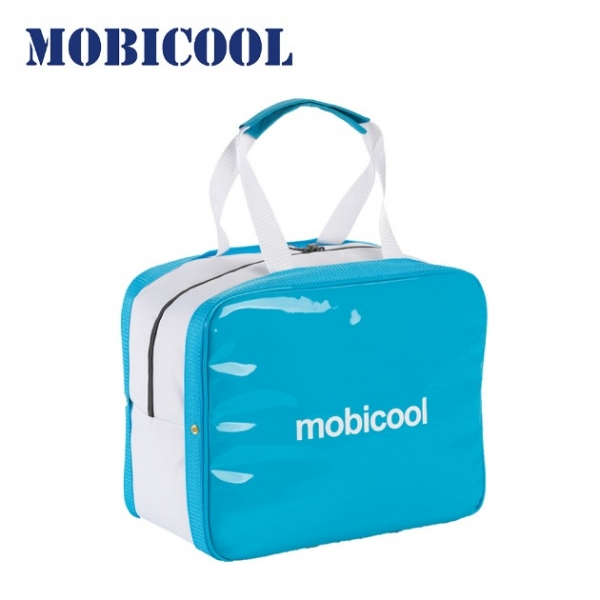 保溫保冷輕攜袋MINI ( 藍/紅 ) 1